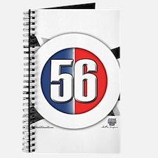 56 Cars logo Journal