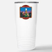 Believe - Christmas Star Travel Mug