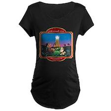 Believe - Christmas Star T-Shirt