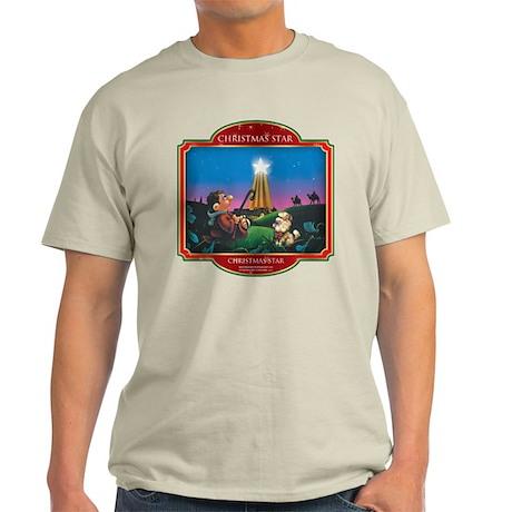 Believe - Christmas Star Light T-Shirt