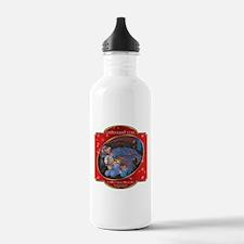 Christmas Prayers - Christmas Water Bottle