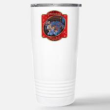 Christmas Prayers - Christmas Travel Mug