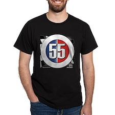 55 Cars Logo T-Shirt
