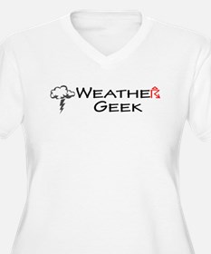 Weather Geek for Women T-Shirt