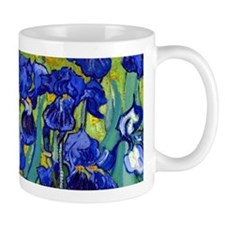 Van Gogh - Irises 1889 Small Mugs