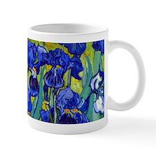 Van Gogh - Irises 1889 Small Mugs