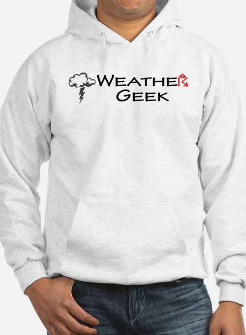 Weather Geek for Women Hoodie