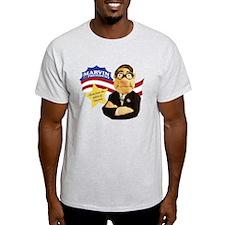 Marvin for President T-Shirt