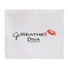 Weather Diva Throw Blanket