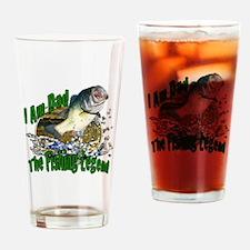 Dad Bass legend Drinking Glass