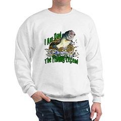 Dad Bass legend Sweatshirt