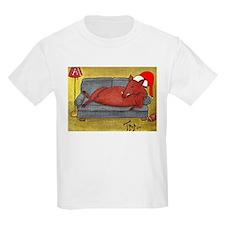 Arkansas Razorback Christmas T-Shirt