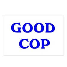 good cop Postcards (Package of 8)