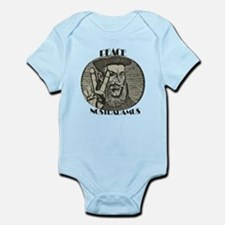 PEACE NOSTRADAMUS (2) Infant Bodysuit