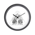Silent Running Valley Forge Wall Clock
