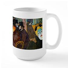 Toulouse-Lautrec Moulin Ceramic Mugs