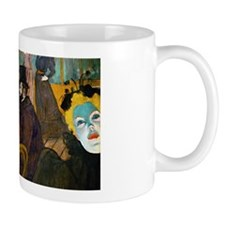 Toulouse-Lautrec Moulin Small Mugs