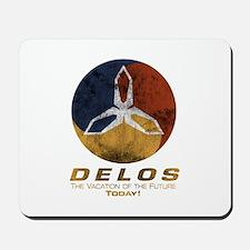 Westworld - Delos Logo Mousepad