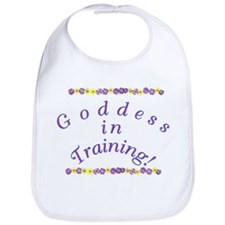 Goddess in Training Bib