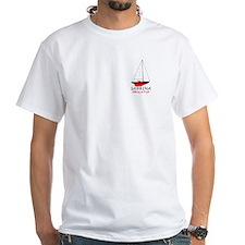 """""""Sabrina"""" Alberg 30 T-Shirt"""