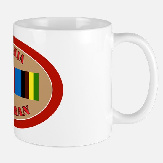 Somalia Armed Forces Expeditionary Mug