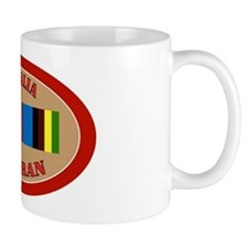 Somalia Armed Forces Expeditionary Small Mug