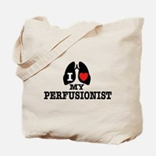 I Love My Perfusionist Tote Bag