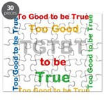 OYOOS Too Good to be True design Puzzle