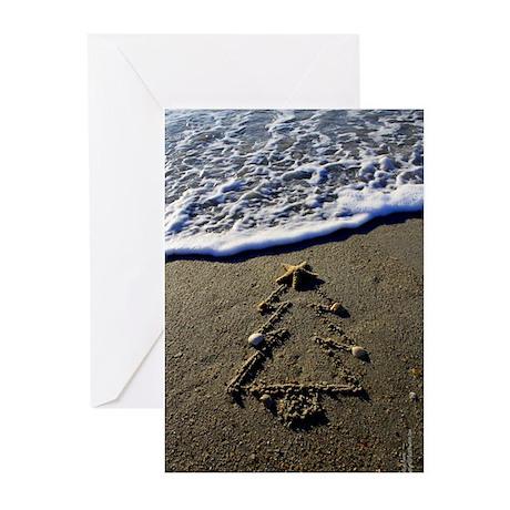 Beachwrite's Christmas Greeting Cards (Pk of 20)