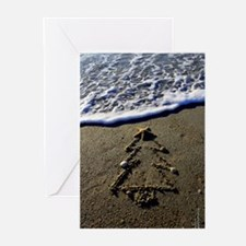 Beachwrite's Christmas Greeting Cards (Pk of 10)