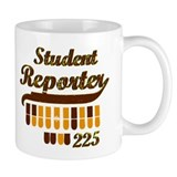 Court reporting student Standard Mugs (11 Oz)