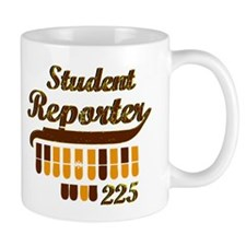 Cute Report themed Mug