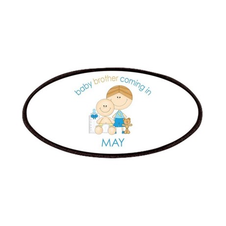 Baby Bro Due May Patches