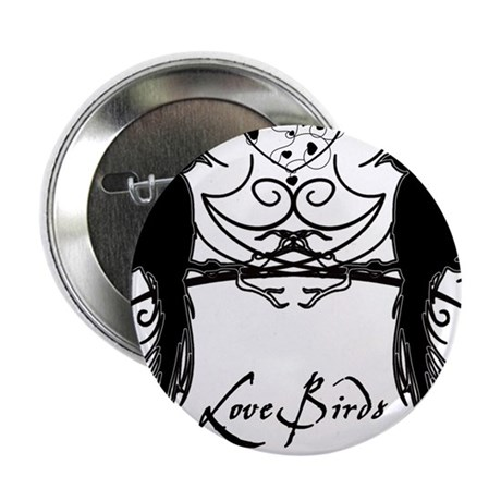 "Love Birds 2.25"" Button (10 pack)"