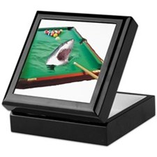 Pool Shark Keepsake Box