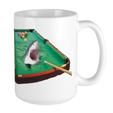 Pool Shark Large Mug