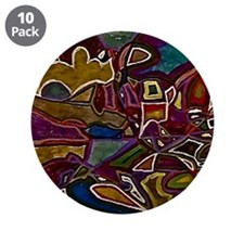 """Symbiosis 3.5"""" Button (10 pack)"""