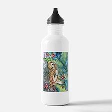 Colorful Mermaid Water Bottle