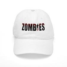 Zombies Baseball Cap