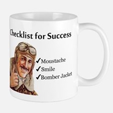 Checklist for Success - Moust Mug