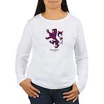 Lion - Fraser of Reelig Women's Long Sleeve T-Shir