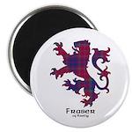 Lion - Fraser of Reelig Magnet