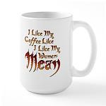 Mama Gkika's Mean Coffee Mug