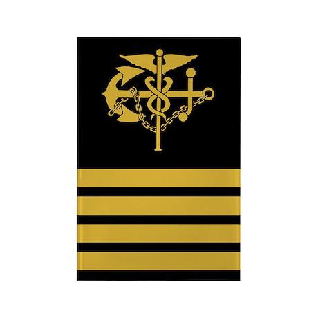 USPHS Captain<BR>Rectangle Magnet 2