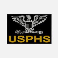 USPHS Captain<BR> Rectangle Magnet