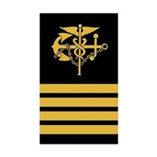 USPHS Captain<BR> Decal
