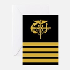 USPHS Captain<BR> Six Greeting Cards