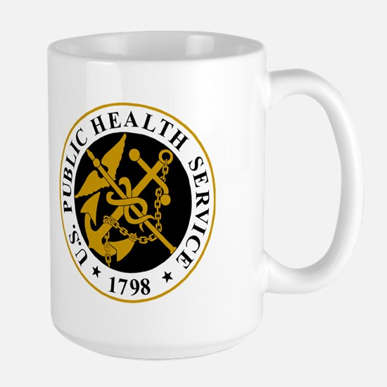 USPHS Captain<BR> 15 Ounce Mug