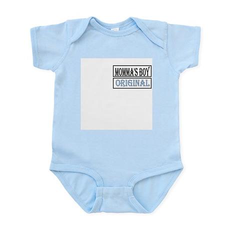 Momma's Boy Infant Bodysuit
