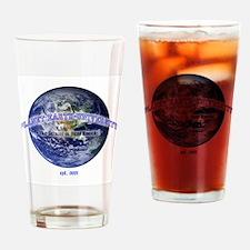 Unique School hard knocks Drinking Glass